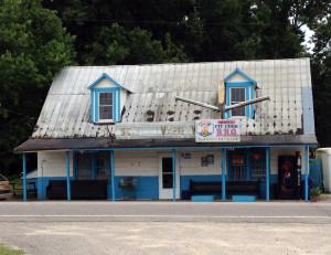 Home of Scott's Bar-be-que