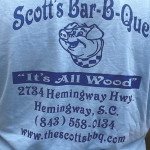 Scott's Bar-B-Que T-shirt