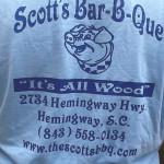 Scott's Bar-B-Que T-shirt