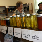 Dianne Moen's canned goods